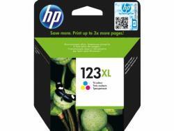 HP 123XL High Yield Original Ink Cartridge Tri-colour