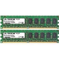 A-tech 4GB Kit 2 X 2GB For Dell Precision Workstation Series 380 Ecc Unbuffered 380N Ecc Unbuffered 390 Ecc Unbuffered T3400 Ecc Unbuffere. D