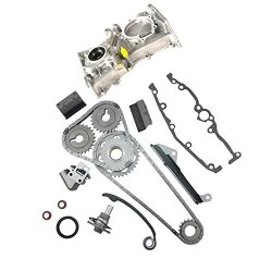 Deals on Moca Engine Timing Chain Kit & Oil Pump For 1991