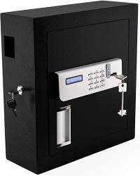 USA Viking Security Safe VS-51KS Digital Key Cabinet Digital Key Safe With Lockable Drop Slot 51 Key Capacity
