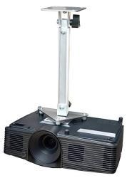 Pcmd Llc. Projector Ceiling Mount Compatible With Casio XJ-A141 A142 A145 A145V A146 A147 A150 A150V Telescoping 13-20-INCH Extension