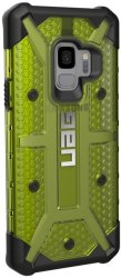 UAG Plasma Rugged Shell Case For Samsung Galaxy S9 Citron Yellow
