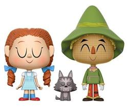 Funko Vynl: The Wizard Of Oz Dorothy And Scarecrow Collectible Figure 2 Pack