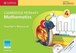 Cambridge Primary Mathematics Stage 4 Teacher's Resource With Cdrom