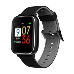 Bakeey Q58S 3D Dynamic Icon Full Touch Screen Heart Rate Blood Pressure Monitor Sp