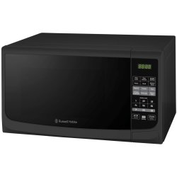 Russell Hobbs - 28L Electronic Black Microwave Oven