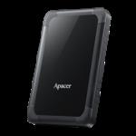 Apacer AC532 1TB USB 3.1 Gen 1 Shockproof Durable External Hard Drive