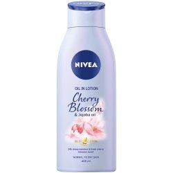 Nivea 400ml Cherry Blossom Body Lotion