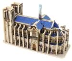 Robotime Notre Dame De Paris 3d Wooden Puzzle