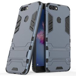 buy online 8f02e 188dd SCIMIN TECH Huawei P Smart Hybrid Case Huawei P Smart Shockproof Case Dual  Layer Hybrid Rugged Case Hard Shell Cover With Kickst | R660.00 | Cellphone  ...