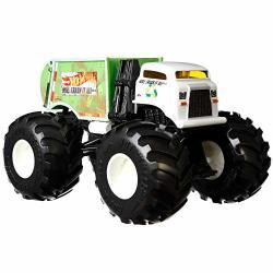 Hot Wheels Monster Trucks 1:24 Scale Assortment Will Trash It All