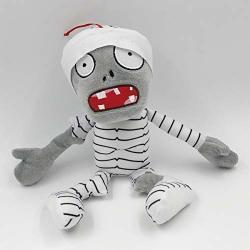 Tavashome Plants Vs. Zombies 2 Pvz Figures Plush Stuffed Soft Toys Doll Mummy Zombie