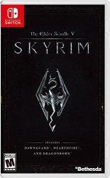 Bethesda The Elder Scrolls V: Skyrim - Nintendo Switch
