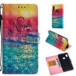 best sneakers 2085d 089e8 Ngift Xiaomi Mi 6X REDMI Note 5 Pro Case 3D Colorful Pu Leather Magnetic  Flip Cover Card Holders & Hand Strap & Stand Wallet Pur | R415.00 |  Cellphone ...