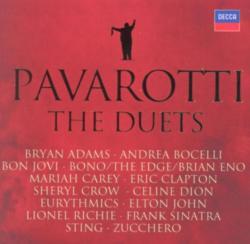 Pavarotti - Duets CD