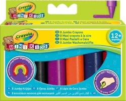 Crayola - 8 Jumbo Crayons