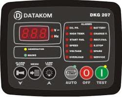 DKG-207 Automatic Mains Failure Unit Datakom Automatic Mains Failure