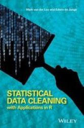 Statistical Data Cleaning With Applications In R Hardcover