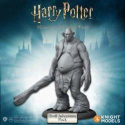 Knight Models HPMAG011 Harry Potter Miniatures Adventure Game: Troll Expansion Pack Mixed Colours