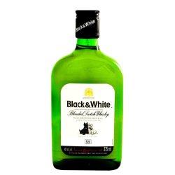 Black & White - Blended Scotch Whisky 375ML