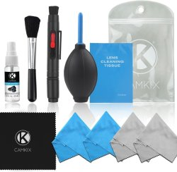 Professional Camera Cleaning Kit For Dslr Cameras
