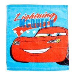 Character - Face Cloth Cars