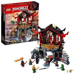 LEGO Ninjago Temple Of Resurrection 70643 Building Kit 765 Piece