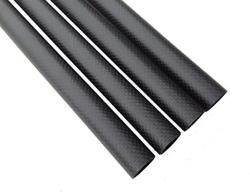 USA Abester 1PC Carbon Fiber Tube Id 30MM X Od 32MM X 500MM 3K Matt Surface Roll Pipe For Rc