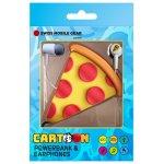 SWISS MOBILE - Cartoon Pizza Power Bank + Headset