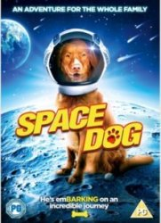 Space Dog DVD