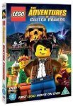 Lego: The Adventures Of Clutch Powers DVD