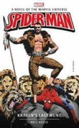Marvel Novels - Spider-man: Kraven& 39 S Last Hunt Paperback