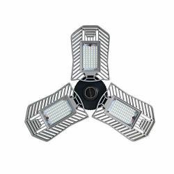 best loved c09f1 b444b GRG Lighting 80W LED Garage Lights Adjustable Trilights Garage Ceiling  Lighting High Bay Deformable LED Corn Light Bulbs With 80 | R2945.00 | Car  ...