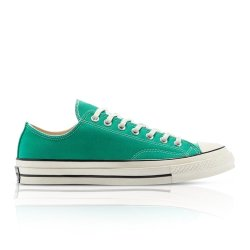 Converse Men's Chuck 70 Low Green Sneaker