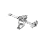 Metal Earth Star Wars Episode 8 Resistance Ski Speeder