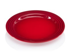 Le Creuset Side Plate Cherry