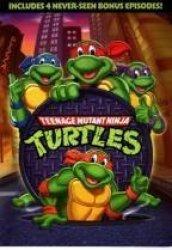Teenage Mutant Ninja Turtles: Includes 4 Never-seen Episodes