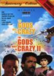 The Gods Must Be Crazy 1   2 DVD  6e6342c84