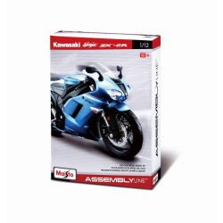 Motorcycle Kits 1:12 Scale
