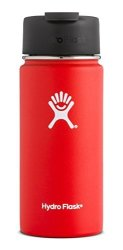 7ce5854c33b Hydro Flask 16 Oz Double Wall Vacuum Insulated Stainless Steel Water Bottle  Travel Coffee Mug Wide Mouth With Bpa Free Hydro F | R1545.00 | General ...