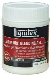 Liquitex Professional Slow-dri Blending Gel Medium 8-OZ
