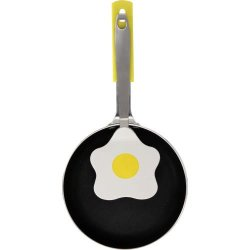 Love Cooking Egg Pan & Novelty Turner