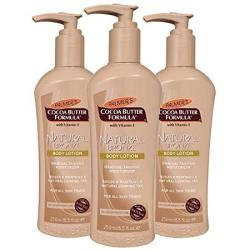 Palmer's Cocoa Butter Formula With Vitamin E Natural Bronze Body Lotion 8.5 Oz. Pack Of 3