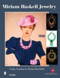Miriam Haskell Jewelry hardcover 2nd