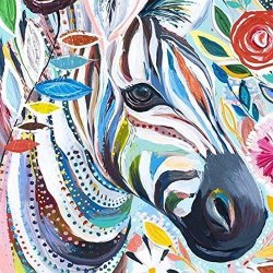Shuohu Animal Cat Horse Leopard 5D Diamond Painting Crystals Embroidery Diy Paint-by-diamond Kit