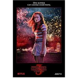 Stranger Things Sadie Sink As Max One Summer Can Change Everthing 8 X 10 Inch Photo
