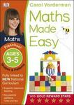 Maths Made Easy Shapes And Patterns Preschool Ages 3-5: Preschool Ages 3-5