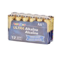 Alkaline Batteries Aa 12 Pack