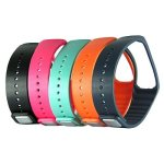 Replacement Wrist Band Strap Wristband With Metal Clasp For Samsung Galaxy Gear Fit 1 Gen Bracelet Smart Watch R350 Only - 5 Pac