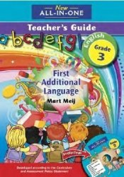 New All-in-one Gr 3 First Additional Language Teacher& 39 S Guide Paperback